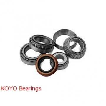 KOYO NNU4924 cylindrical roller bearings