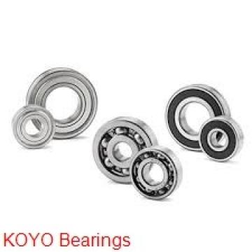 KOYO NJ307 cylindrical roller bearings