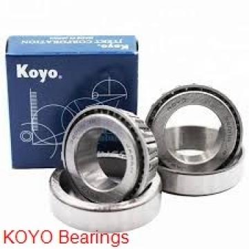 KOYO 45276 tapered roller bearings