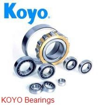 KOYO 6305BI angular contact ball bearings