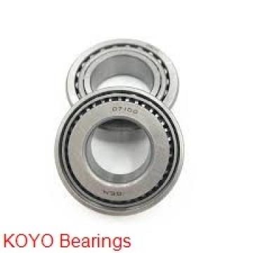 KOYO 23124RH spherical roller bearings