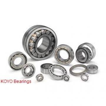 KOYO TR111104 tapered roller bearings