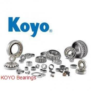 KOYO 6817ZZ deep groove ball bearings