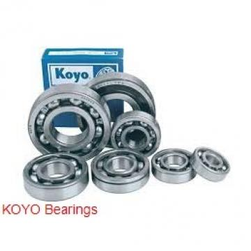 KOYO NJ330R cylindrical roller bearings