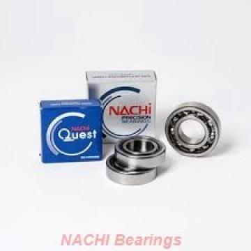 NACHI NU 2307 cylindrical roller bearings