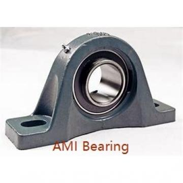 AMI SER206-18  Insert Bearings Cylindrical OD