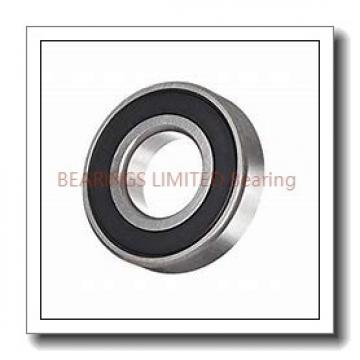 BEARINGS LIMITED 14138A Bearings